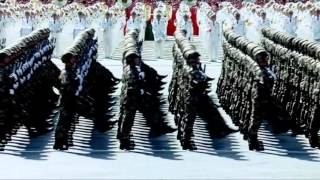 Chinese Army - The Best Hell March 60th Anniversary HD
