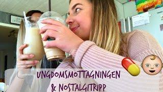 Besök på ungdoms och NOSTALGI!! / Vloggvecka day 2  Johanna Lind