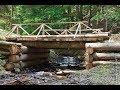 №4. Укрепление моста через ручей. Дешевле не бывает. Новый Мир. Мордовия. New World.