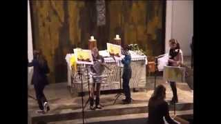 """Quartett der Mäuse ( Hans Posegga ) - Titelmelodie zur """"Sendung mit der Maus"""""""