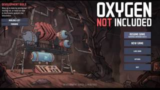 Oxygen Not Included - Debug Menu (instant build, infinite air/water)