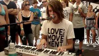 Mayday Parade - Three Cheers For Five Years (Acoustic)