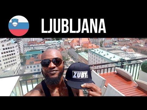 Ljubljana, Slovenia | Zuby's Travel Vlog