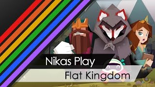 Flat Kingdom Paper's Cut Edition - Nikas Play