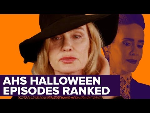 Every American Horror Story Halloween Episode Ranked