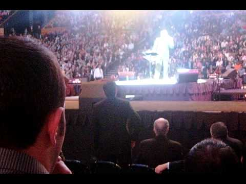 NAYC 2009 wayne huntley preaching