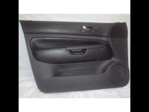 Desmontar Puerta Piloto How To Remove Door Panel Jetta Equipado A4 / JMK