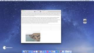 Mac für Anfänger - Wie funktioniert TextEdit?