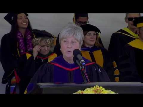 2017 CSULB Commencement - Natural Sciences & Mathematics