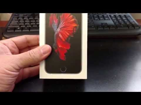 APPLE IPHONE 6S Unboxing Video – in Stock at www.welectronics.com