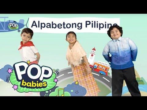 Download Alpabetong Filipino   Pop Babies