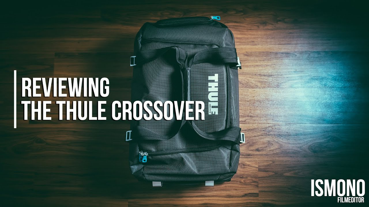 2de7ce4a2 Going on a longer Trip? Reviewing the Thule Crossover 56L Rolling ...