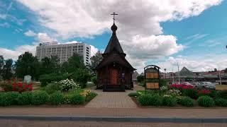Торжества к 800-летию Святого Князя Александра Невского в Витебске