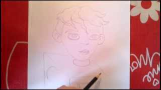 How to draw Eggs from the Boxtrolls