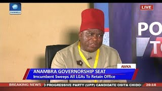 Mixed Reactions Trail Declaration Of Anambra Governorship Results Pt 1 | Sunday Politics |