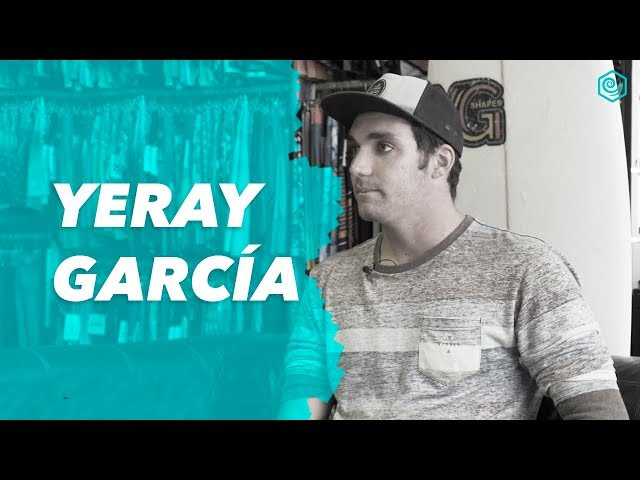 Surfing with me - Entrevista a Yeray García