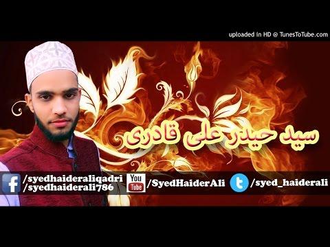 Idhar Bhi Nigahe Karam By Syed Haider Ali Qadri