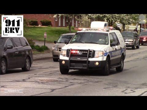 Lowell General Hospital Paramedics P1 Responding