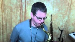 Mastering Diatonic Patterns Lesson 1-Tenor Sax clip