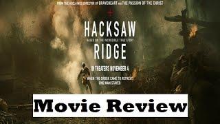 Hacksaw Ridge (2016) Movie Review