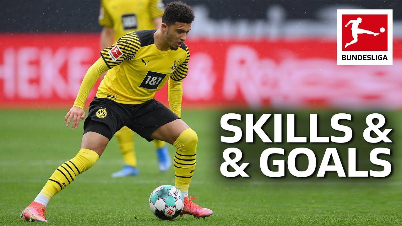 Download Jadon Sancho • Magical Skills & Goals