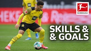 Jadon Sancho Magical Skills Goals