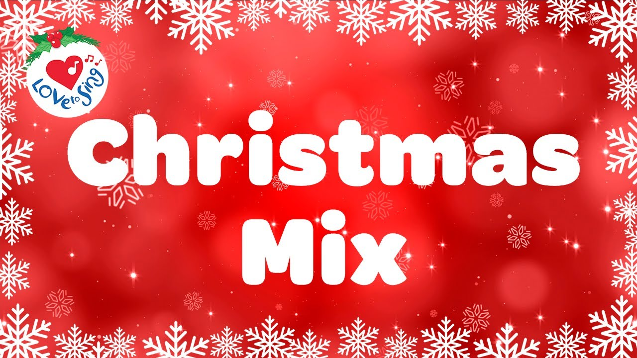 Top Christmas Songs.Merry Christmas Playlist 30 Top Christmas Carols Popular Xmas Songs 90 Minutes