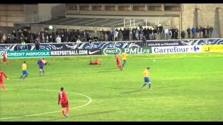 Football : Le dernier club Yvelinois échoue en 32e de finales de la Coupe de France