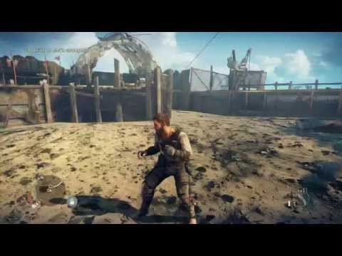 MAD MAX - PC GAMEPLAY - ULTRA GRAPHICS SETTINGS
