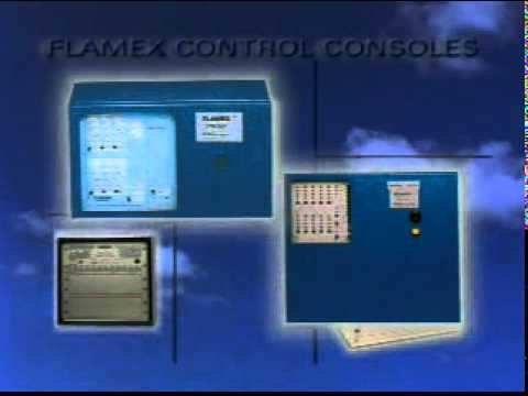 Flamex Spark Detection and Extinguishing Systems