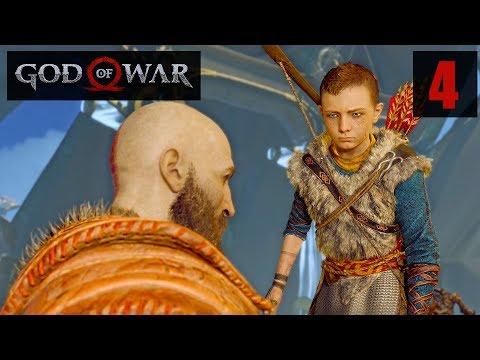GOD OF WAR 2018 - Parte 4 - Gameplay Español PS4 [1080p]