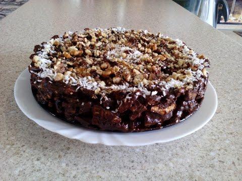 торт шоколадный фото без выпечки с