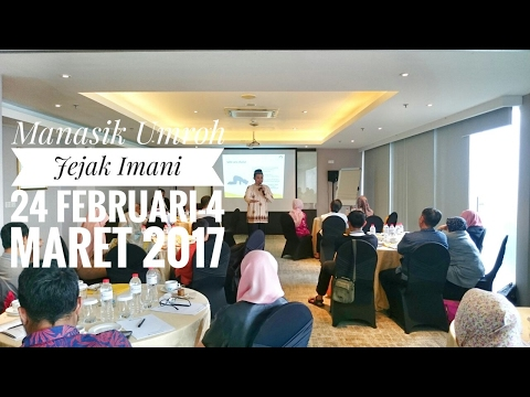 Bikin Nangis! Belajar Tawakal dari Umrah New Normal feat Arie Untung.