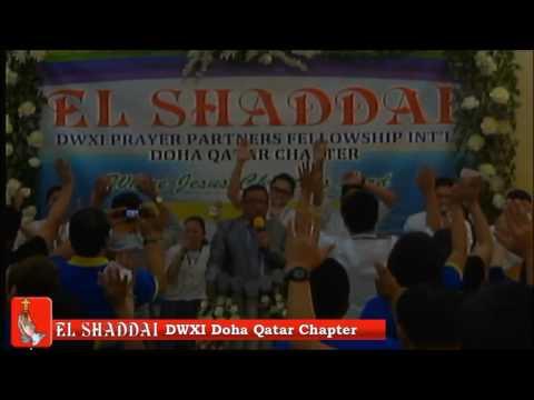 Power of Tears Doha Qatar El Shaddai Chapter
