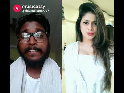#Musically aaj ke ladke I tell u.....