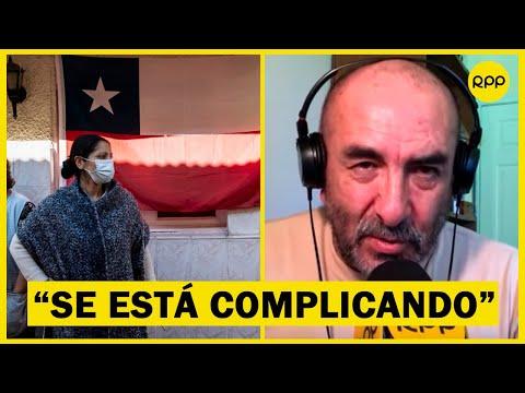 """Dr. Elmer Huerta Sobre La COVID-19 En Chile: """"Está Empezando Un Aumento De Casos"""""""