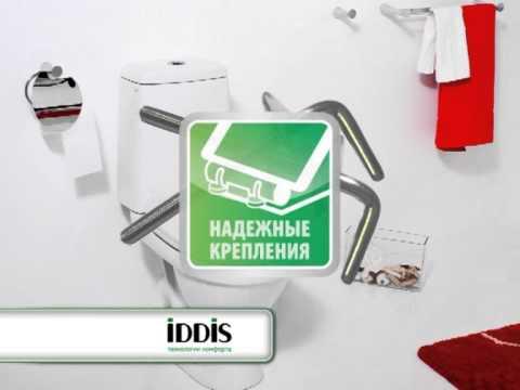 инструкция по установке сиденье с лифтом на унитаз иддис