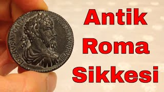Antik Roma Sikkesi (Parası)