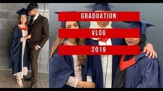 GRADUATION VLOG - ClassOf2019 Video