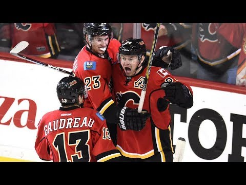 Most Memorable Goals from the Calgary Flames in their history (until 2017)