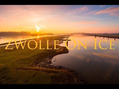 Zwolle On Ice - A Timelapse Short Film - 4K