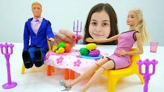 Видео для девочек - Как помирить Барби и Кена