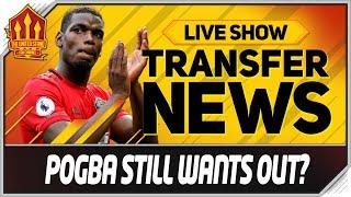 Pogba Drops Transfer Hint Man Utd News