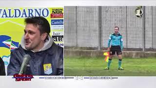 Eccellenza Girone B Valdarno-Baldaccio Bruni 1-1