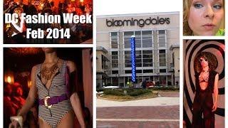 DC Fashion Week: Гуляем по Вашингтону, выбираем платье, fashion вечеринка