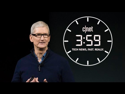 Apple dispute with FBI still an unsolved mystery  (The 3:59, Ep. 180)
