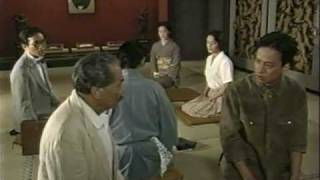 珠世と佐清 「犬神家の一族」(1994)