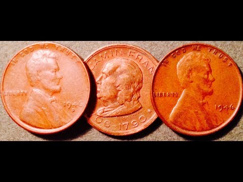 1946 Wheat Penny- High Mintage (992 Million), Low Value
