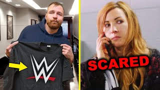 Dean Ambrose Returns to WWE and Leaves AEW & Becky Lynch Scared - 5 Latest WWE Rumors 2020