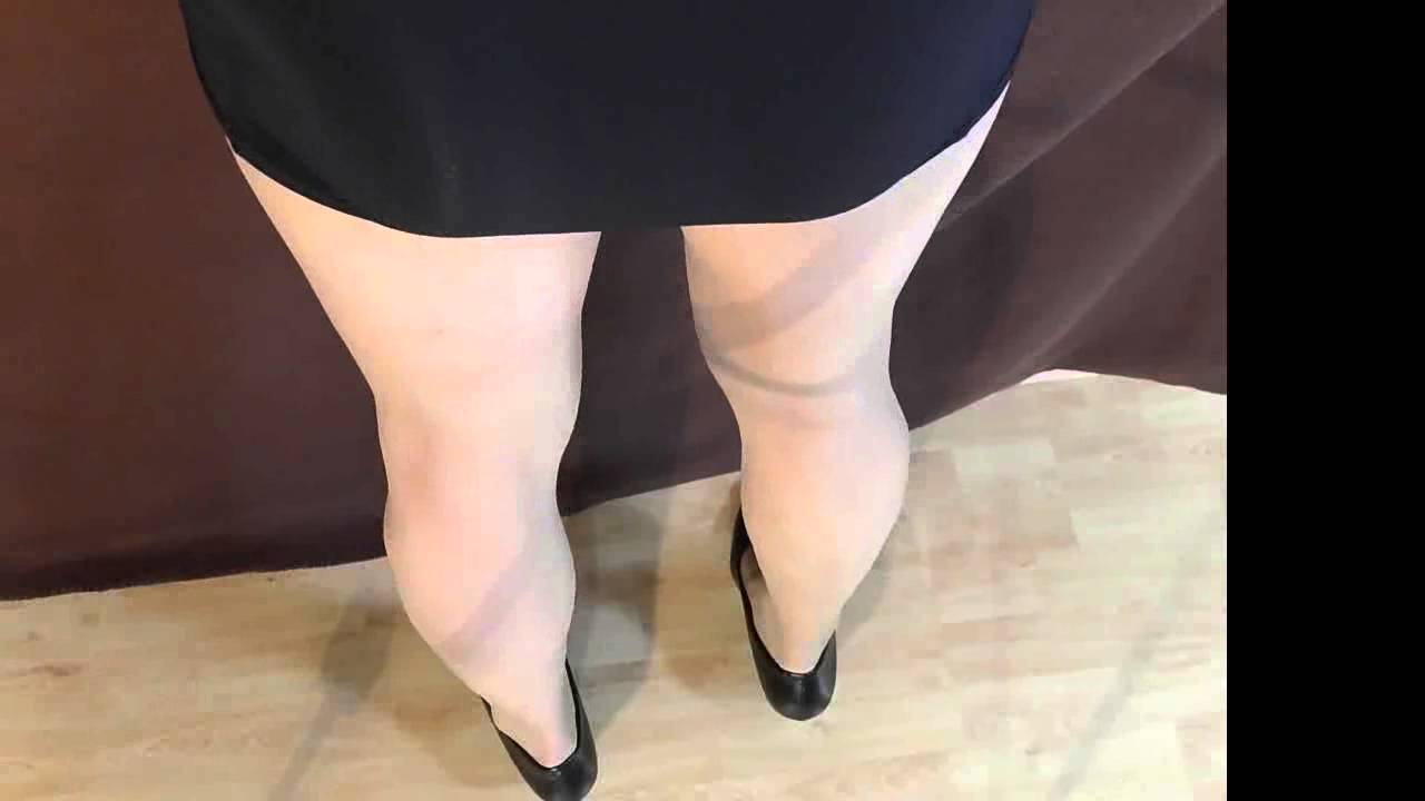 Cross dress feet